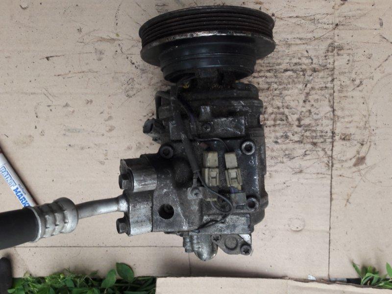 Компрессор кондиционера Toyota Carina ST170 4SFE