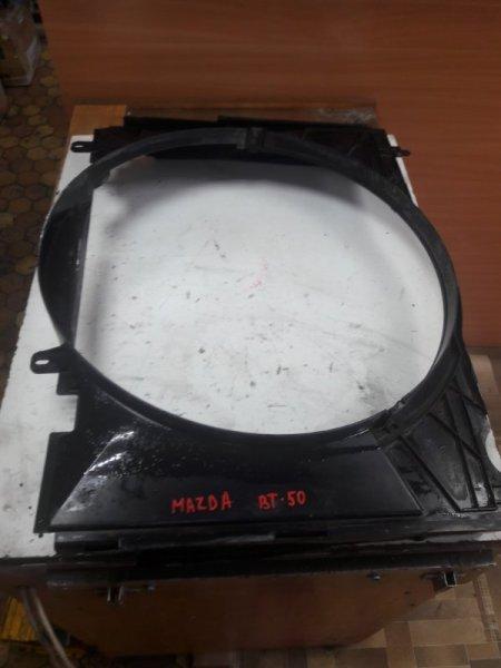 Диффузор радиатора Mazda Bt-50 2007