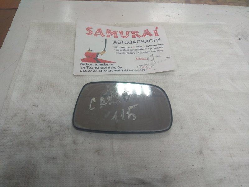 Зеркало-полотно Toyota Sprinter Carib AE115 правое