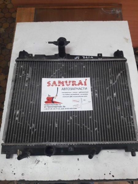 Радиатор основной Toyota Vitz SCP10 1SZFE