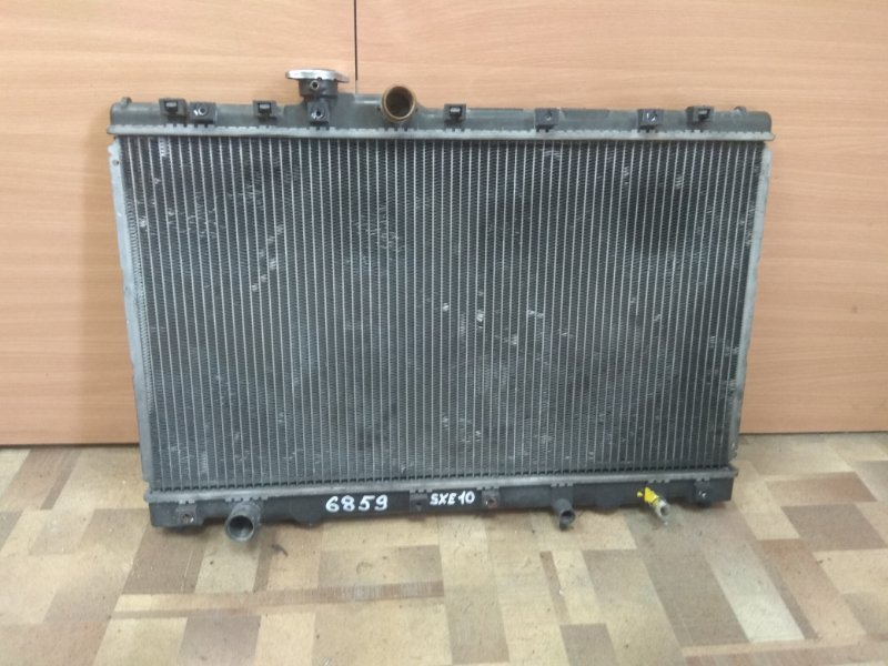 Радиатор основной Toyota Altezza SXE10 3SGE