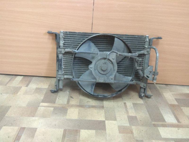 Радиатор кондиционера Mitsubishi Delica P35W 4D56