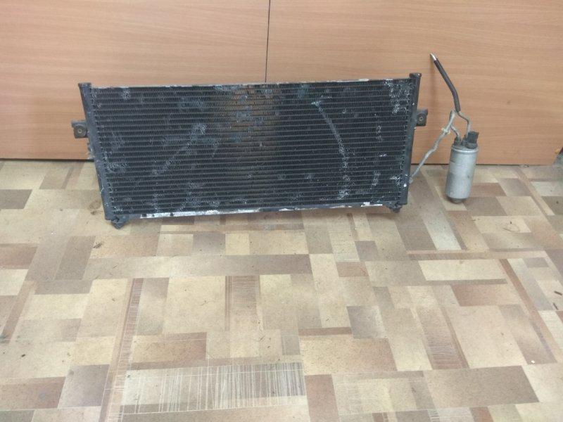 Радиатор кондиционера Nissan Pulsar FN15 4D56