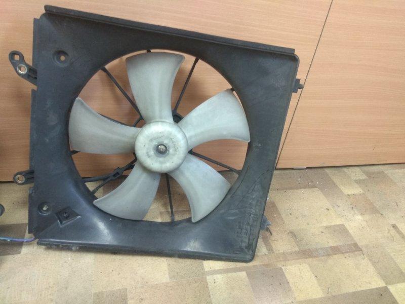 Диффузор радиатора Honda Inspire UA4 левый