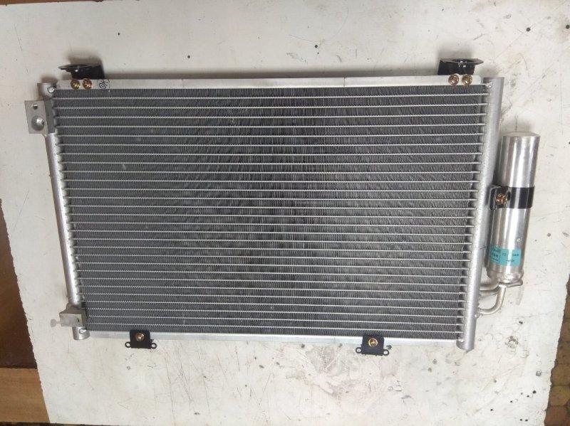 Радиатор кондиционера Toyota Yaris NCP13