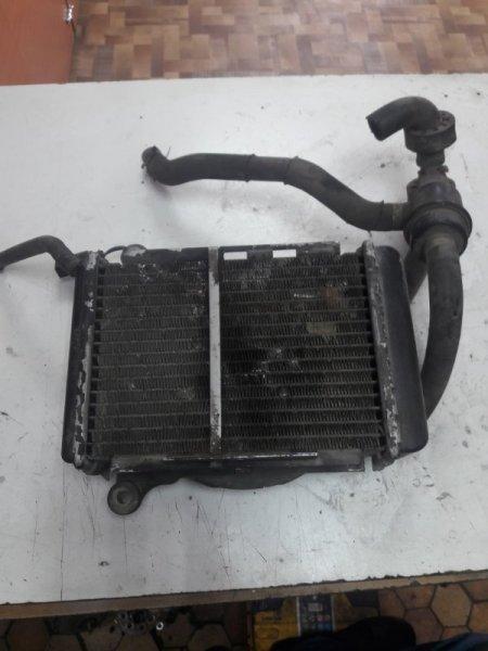 Радиатор промежуточный Audi A6 Allroad Quattro 4B