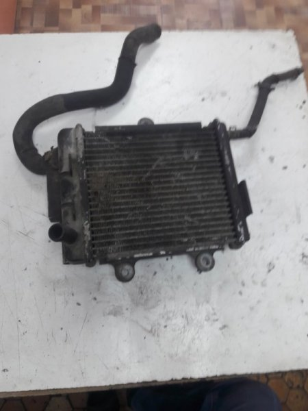 Радиатор промежуточный Audi A6 Allroad Quattro 4B BAS