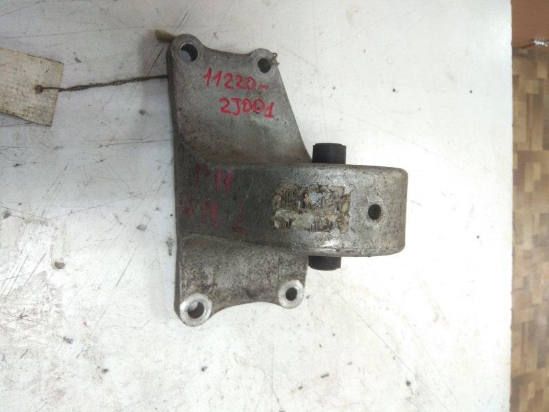 Подушка двигателя Nissan Primera P11 левая