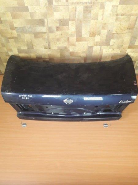 Крышка багажника Nissan Cefiro A32