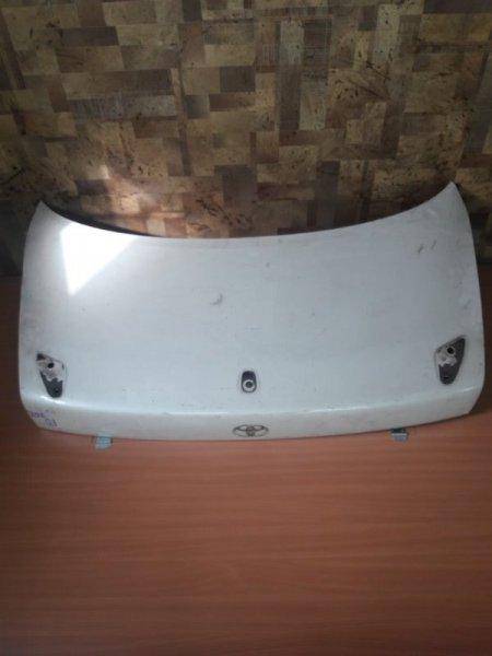 Крышка багажника Toyota Carina Ed ST200