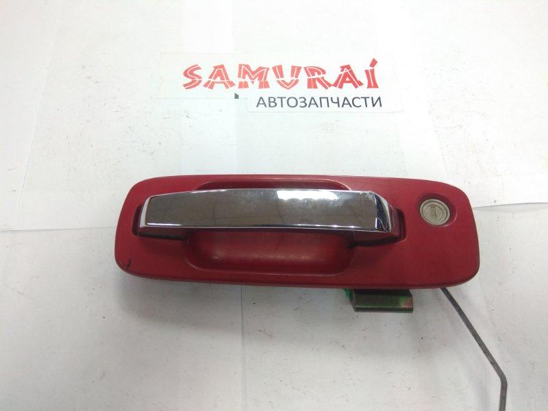 Ручка двери внешняя Nissan Xtrail NT30 передняя правая