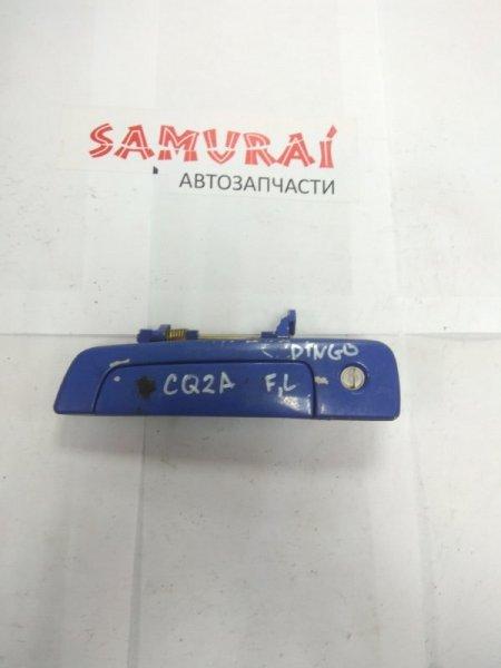 Ручка двери внешняя Mitsubishi Dingo CQ2A передняя левая