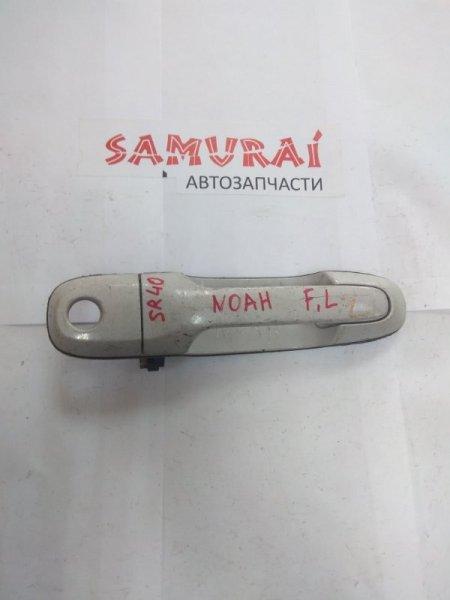 Ручка двери внешняя Toyota Town Ace/noah SR40 передняя левая