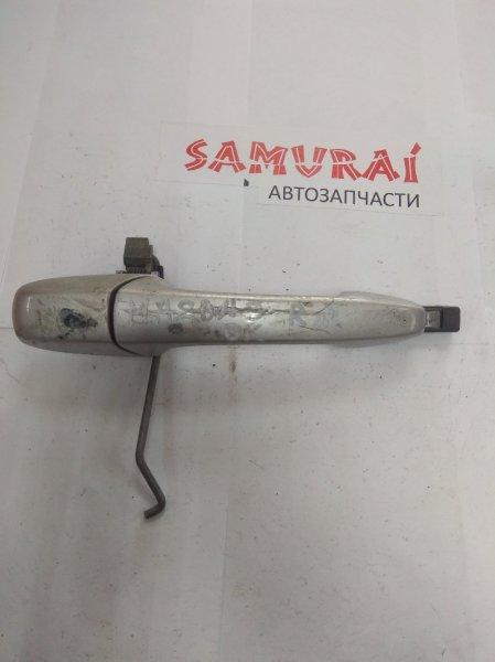 Ручка двери внешняя Mazda 3 BK задняя правая