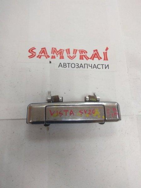 Ручка двери внешняя Toyota Vista SV20 передняя правая
