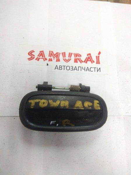 Ручка двери внешняя Toyota Lite Ace YR30 передняя правая