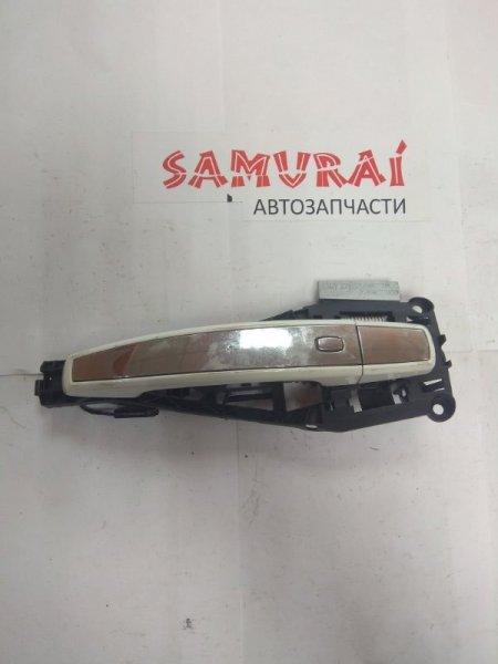 Ручка двери внешняя Chevrolet Cruze задняя левая