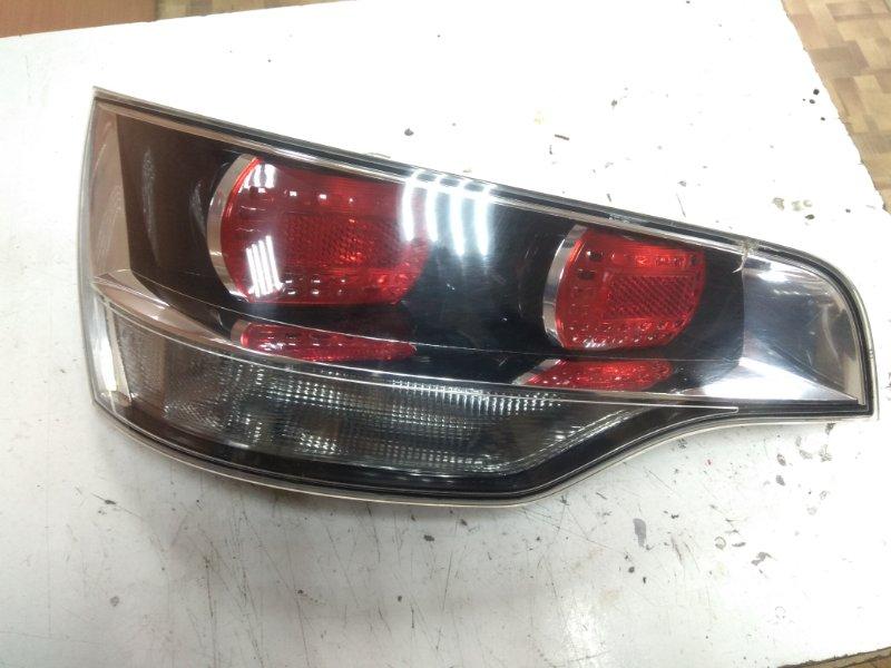 Стоп Audi Q7 4L левый
