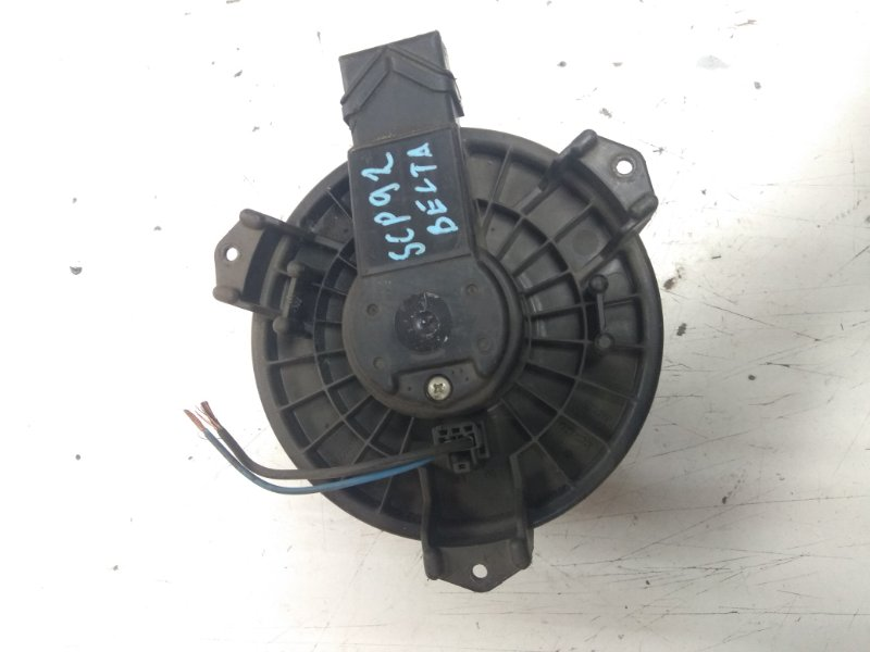 Мотор печки Toyota Belta SCP92