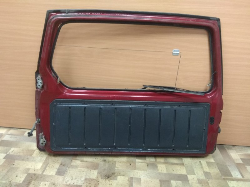 Дверь 5-я Suzuki Escudo TA01W