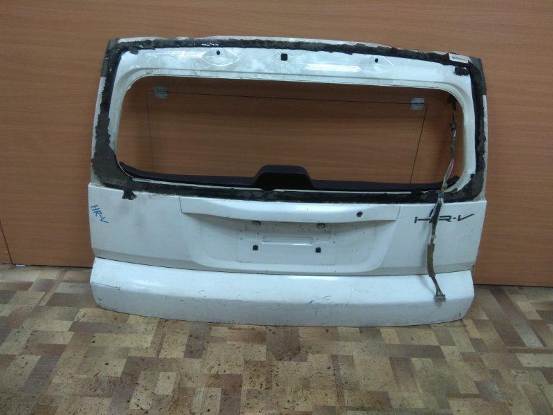Дверь 5-я Honda Hrv GH1