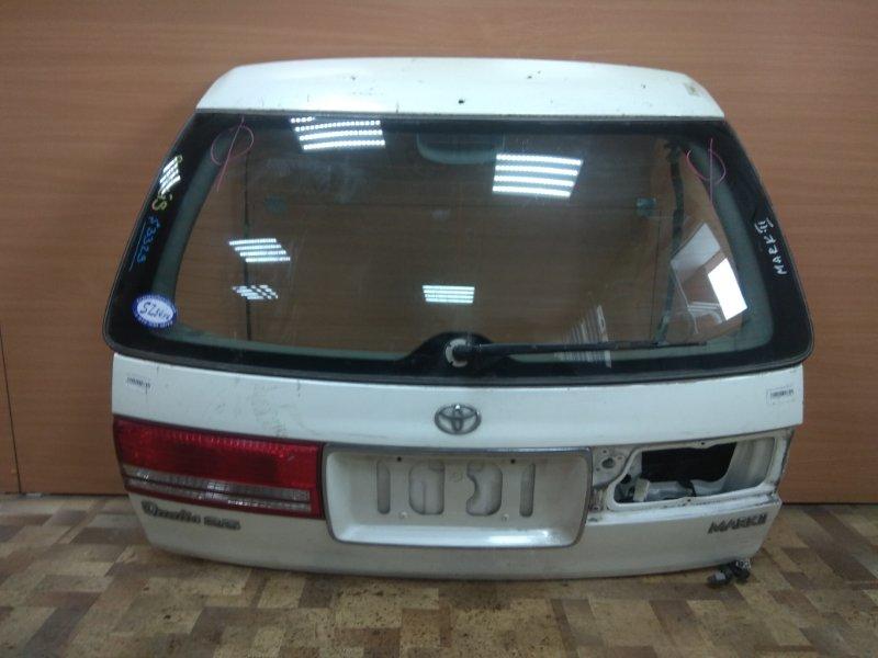Дверь 5-я Toyota Mark Ii Qualis MCV21