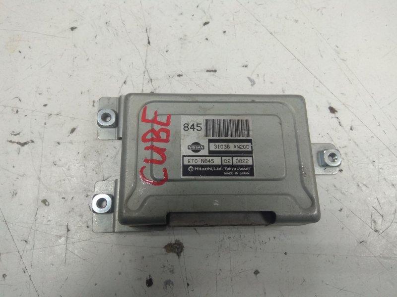 Блок управления Nissan Cube AZ10