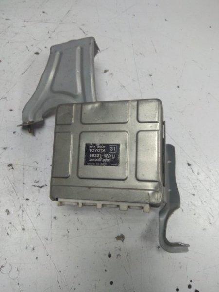 Блок управления Toyota Harrier MCU15