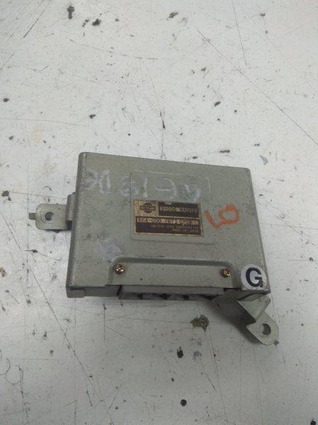 Блок управления Nissan Avenir W11