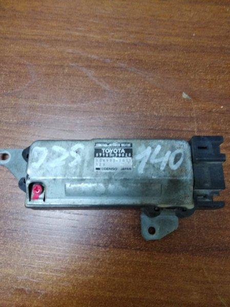 Реостат печки Toyota Crown JZS143 2JZGE