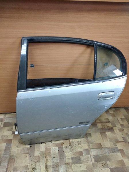 Дверь Toyota Aristo JZS160 задняя левая