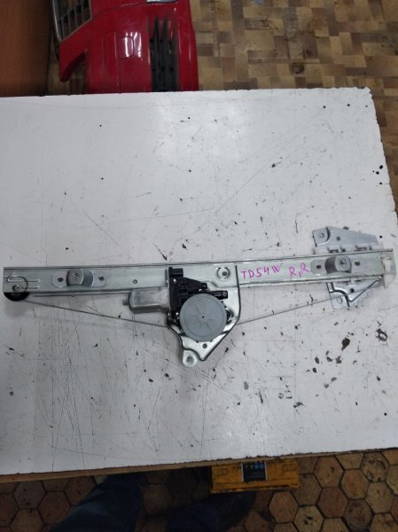 Стеклоподъемник Suzuki Grand Vitara TD54W задний правый
