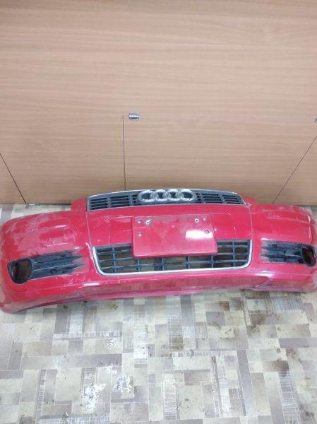 Бампер Audi A3 8P передний