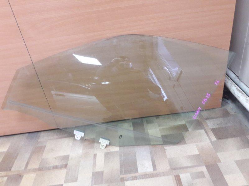 Стекло Nissan Sunny FB15 переднее левое