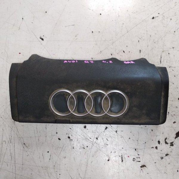 Крышка двигателя Audi Q7 4L BAR