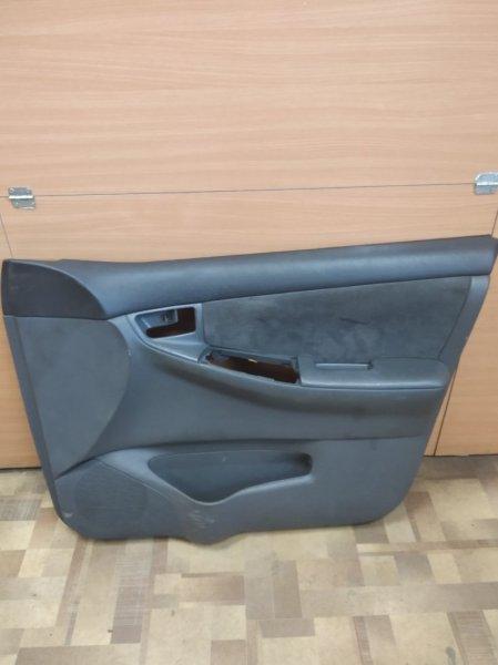 Обшивка дверей Toyota Corolla NZE121 передняя правая