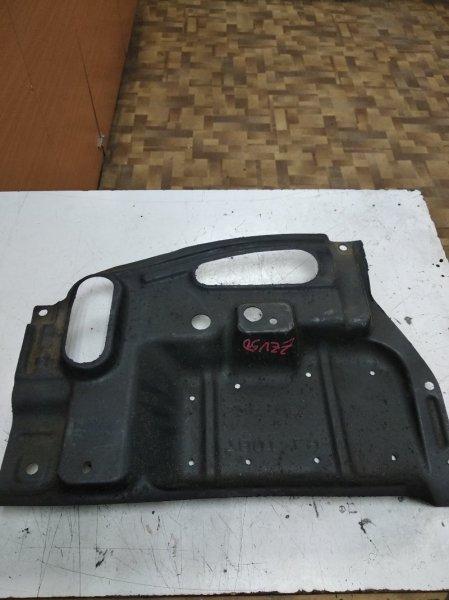 Защита двигателя Toyota Vista ZZV50 левая