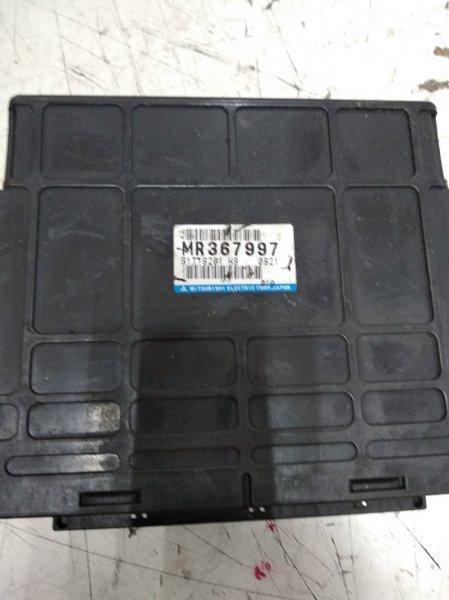 Блок управления Mitsubishi Galant EA1W 4G93