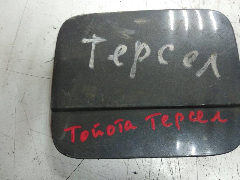 Лючок бензобака Toyota Tercel EL41