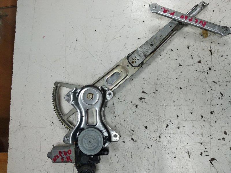 Стеклоподъемник Toyota Ist NCP60 передний правый