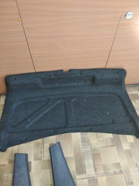 Обшивка багажника Toyota Markii JZX100