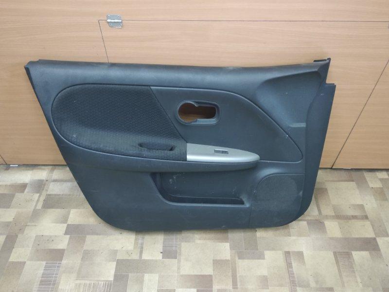 Обшивка дверей Nissan Note E11 передняя левая