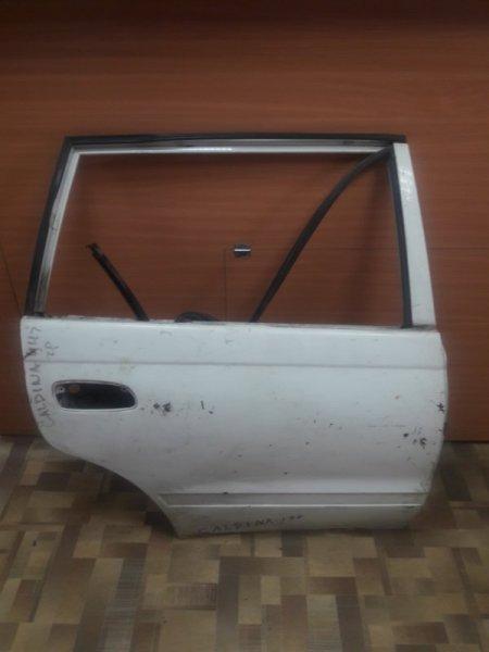 Дверь Toyota Caldina ST190 задняя правая
