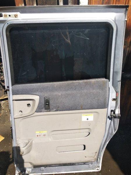 Дверь Nissan Serena C24 задняя правая