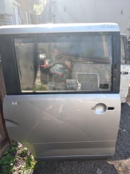 Дверь Nissan Serena C25 задняя правая