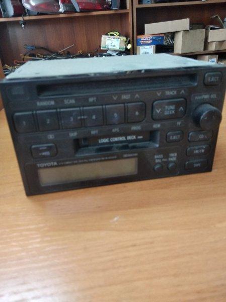 Магнитофон Toyota Markii JZX90 1JZGE 1994