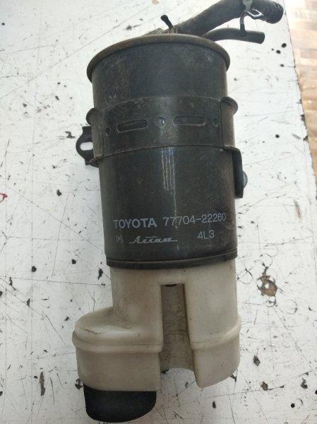 Топливный абсорбер Toyota Markii JZX90 1JZGE 1994