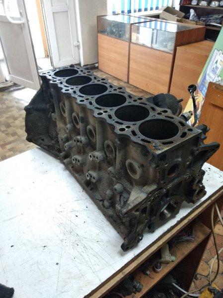 Блок цилиндров Toyota Markii JZX101 2JZGE