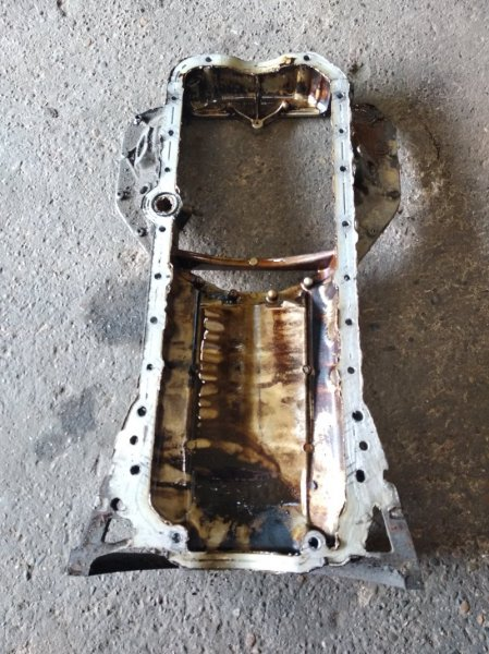 Поддон Toyota Markii JZX101 2JZGE