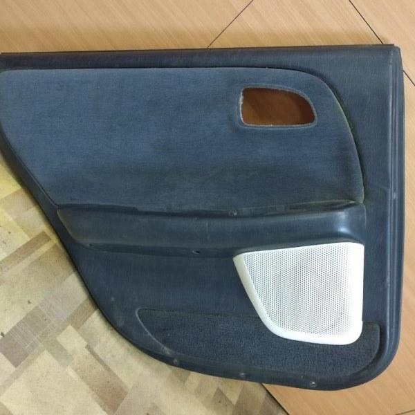 Обшивка двери Toyota Markii JZX90 задняя левая